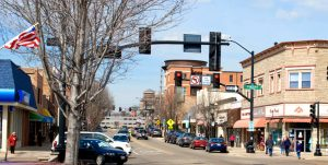 Photo of downtown Downers Grove by Main Street GC Inc